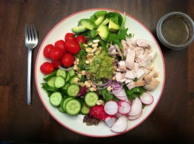 Lots of Whole30 Recipes - Blog of what one woman ate every day on the Whole30