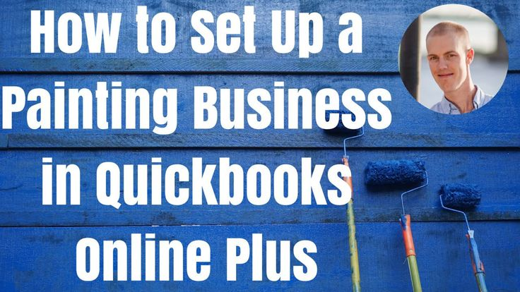 Set Up A Painting Business In Quickbooks Online Plus - How To Video - WATCH VIDEO here -> http://makeextramoneyonline.org/set-up-a-painting-business-in-quickbooks-online-plus-how-to-video/ -    how to setup an online business  This video shows you how to set up your painting business in Quickbooks Online Plus. To get a download of the Chart of Accounts I mentioned, or other resources for painting contractors, go to: www.bookkeepingforpainters.com/free-ebook For years I worked