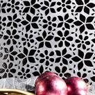 """""""FLEUR"""" Ceramic wall tiles by Ocean & Merchant. Available from www.eurotiles.com.au"""