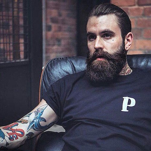 beardsaresexy_rickisamhall_slicked+back+hair+and+thick+beard