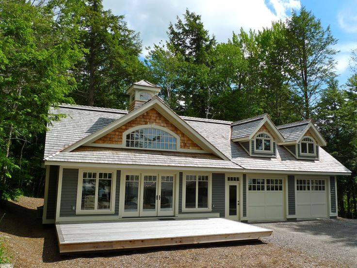 90 best ideas about house ideas on pinterest yankee barn for Garage with loft for sale