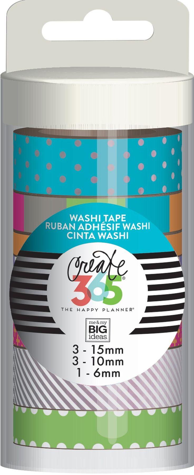Washi Tape - Neon