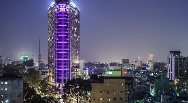 HOTEL ベトナム・ホーチミンのホテル>ノートルダム大聖堂といった地元の観光スポットまで1.5km>プルマン サイゴン センター(Pullman Saigon Centre)