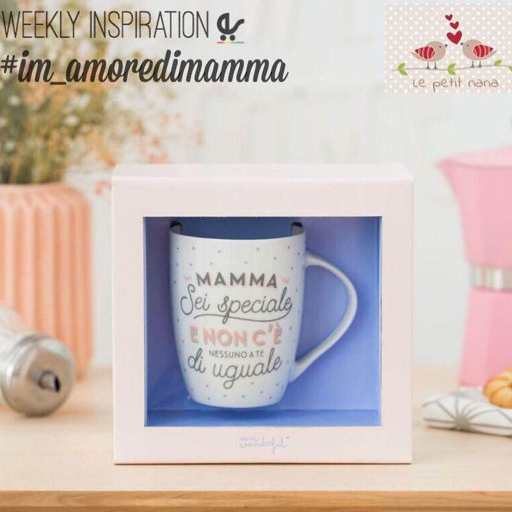 In occasione della Festa della Mamma vi invitiamo a farci vedere tutto l'amore dei vostri cuccioli per voi mamme con la nostra nuova Weekly Inspiration!