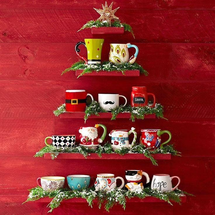 193 Best Christmas Display Ideas Images On Pinterest