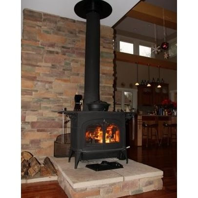 Wood Stove Design Ideas perfect wall house by rauser design homeadore wood stove Vermont Castings Resolute Acclaim Wood Stove Design Ideas Pictures Remodel And Decor