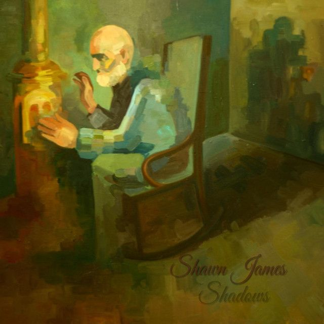 Saved on Spotify: Through the Valley by Shawn James