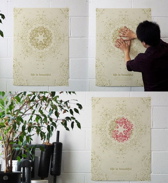Heat Sensitive Paint Ideas (7 pics) - My Modern Metropolis