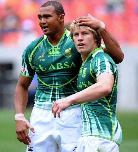 2011 IRB South Africa Rugby Sevens - Day One