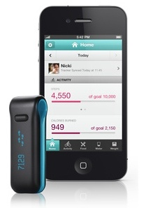 Fitbit Ultra. Track your daily movements, and even your sleep!
