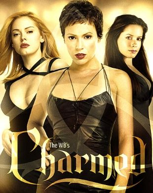 Charmed!!!! watching the box set and loving it :)
