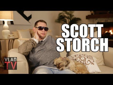 Scott Storch: My Living Expenses Were $1M a Month, Including a Blunt Roller