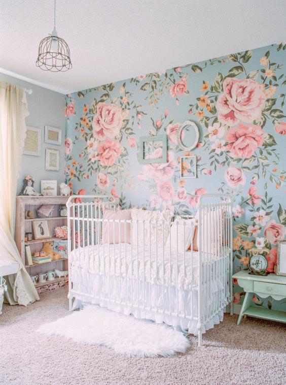 Paletas de colores para habitacion de bebe | Paletas de colores para ...