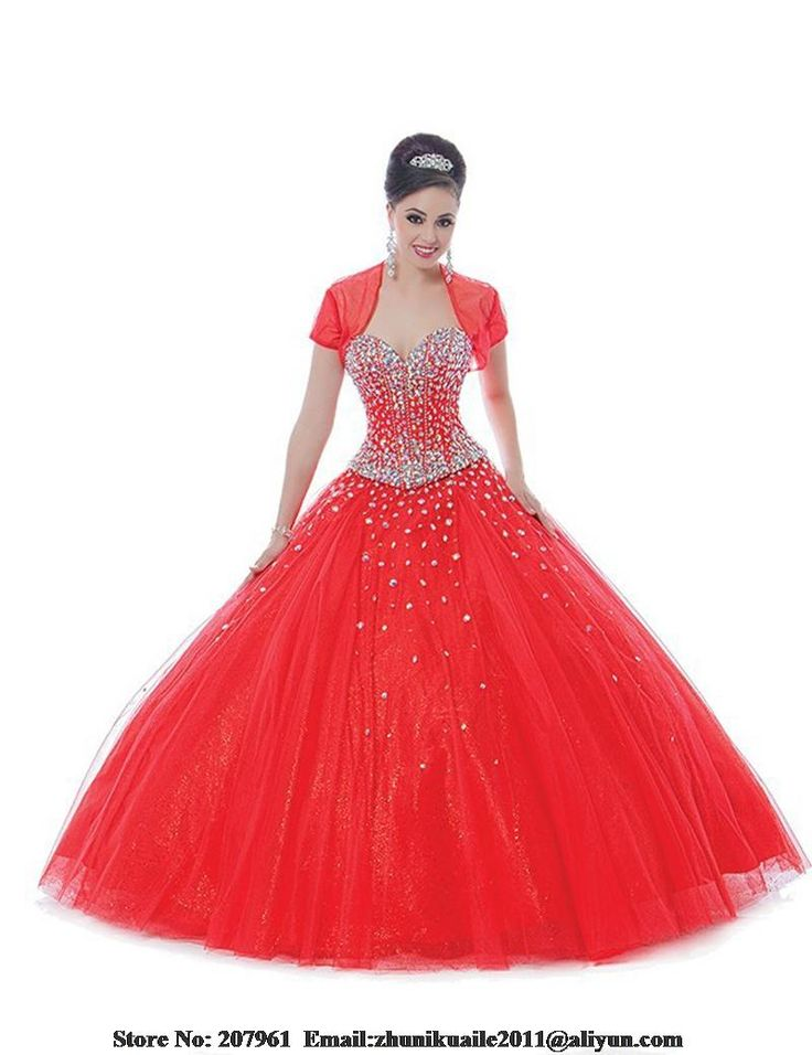 42 best Quinceanera Dresses images on Pinterest | Dress with ...
