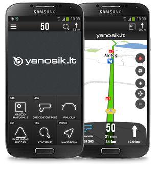 Fajna aplikacja dla kierowców