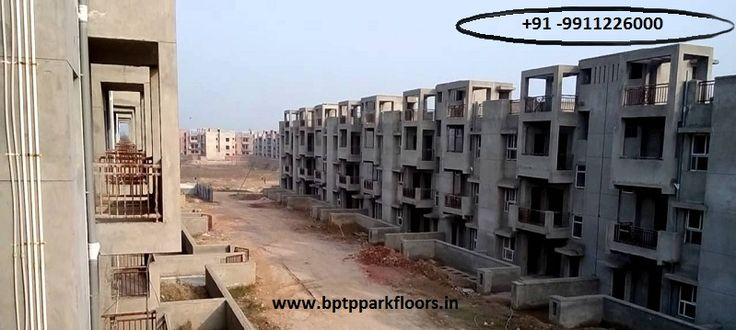 Bptp Park Floors is a low rise Flats in Faridabad of 2 Bhk, 2+1 Bhk, & 3 BHK in Sector- 76 & 77, Faridabad -