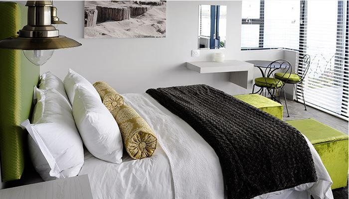 De Kelders Guest House Bedroom