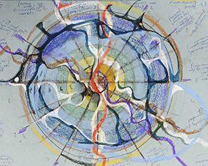 """#Нейромандала #Нейрографика #Boost_Event  """"НейроМандала: гармония и резонансы вселенной """"  Завтра рисуем! Вы с нами?😊❤️😊  С собой, обязательно - циркуль, цветные карандаши. бумага и планшет  Регистрация и подробности на http://www.neurograff.com/algoritm-6-nejromandala"""