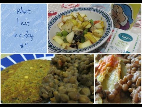 What I eat in a day #9