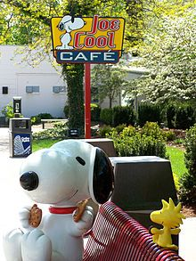 Planet Snoopy at Cedar Point! - I know I'm not a kid anymore but Snoopy was my Barbie in my elementary years.