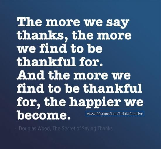 17 Best Being Thankful Quotes On Pinterest