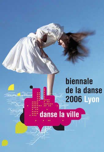 Biennale de la danse 2006 lyon