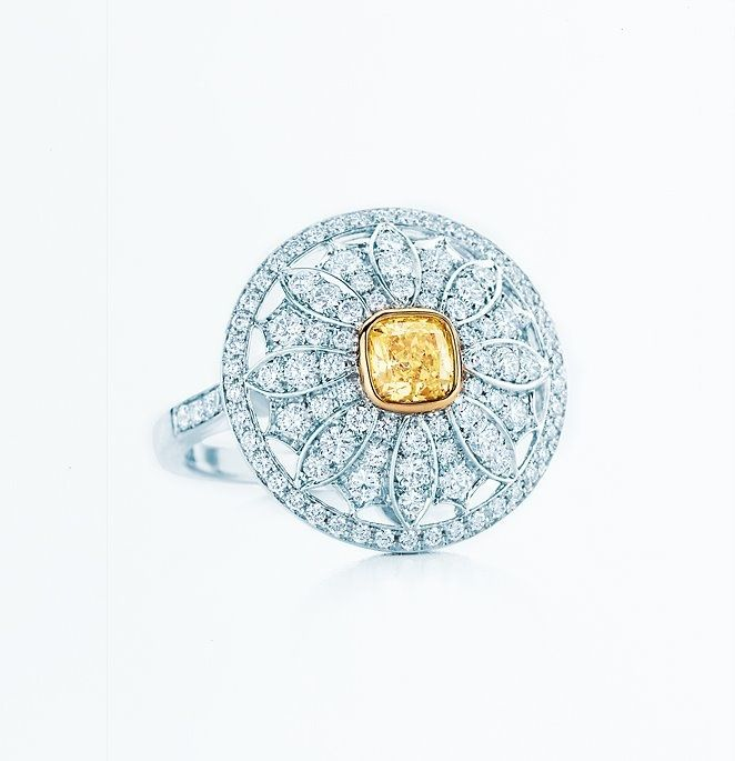Tiffany & Co Floral Diamonds