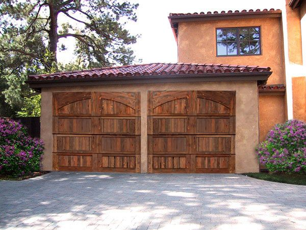 1000 images about rustic garage doors on pinterest for Rustic wood garage doors