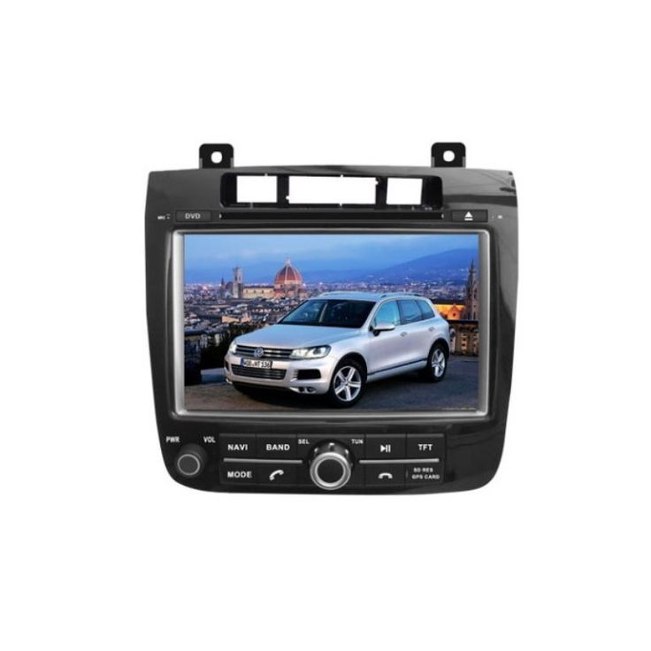 For VW Touareg 2013-2014 - Car DVD Player GPS Navigation Touch Screen Radio Stereo Multimedia System