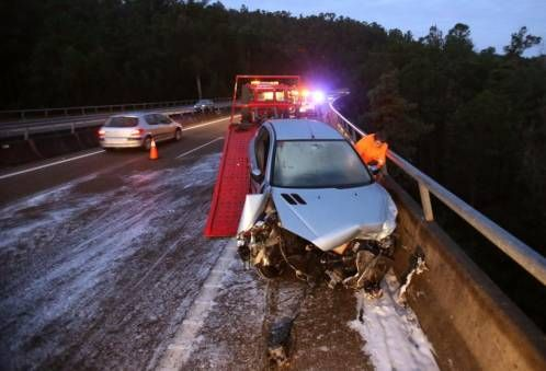 Atención: éstas son las carreteras más peligrosas de España