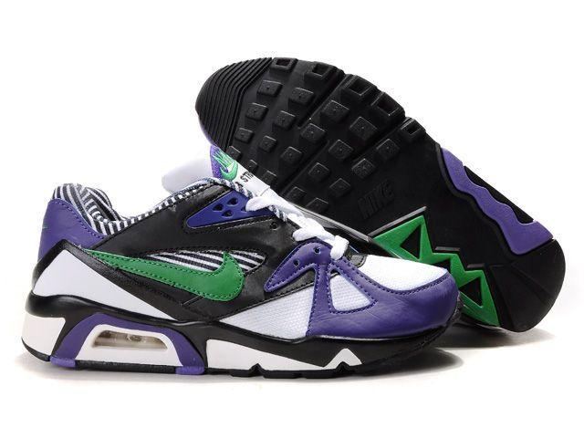 Danmark Billige Nike Air Max 91 Trainers Mænd - Black/Green/Blue