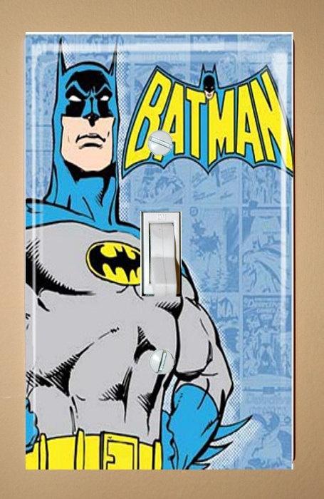 Batman Light Switch