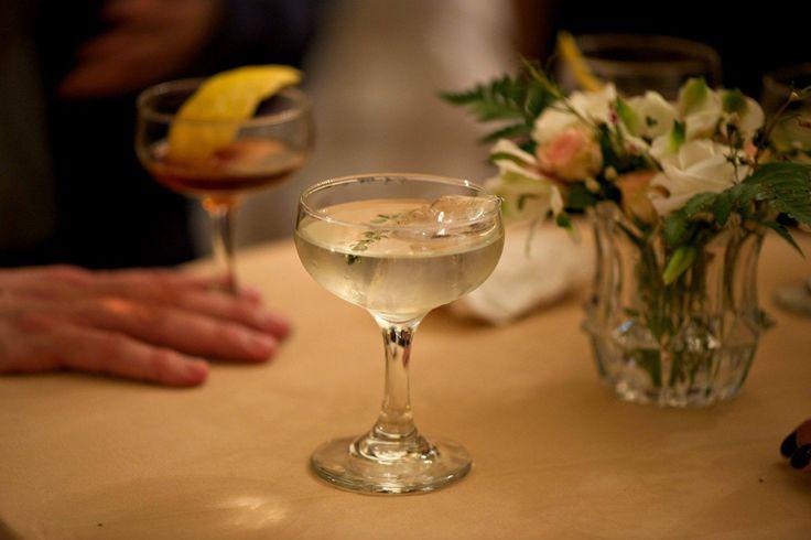 Cocktail inspiration : Martini Versper 60ml of G'Vine Gin Floraison  10ml of La Quintinye Vermouth Royal Blanc 20 ml of Ciroc Vodka