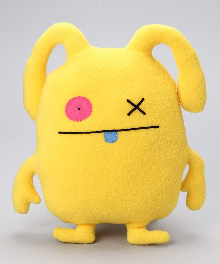 Cute little ugly doll!                                                       …