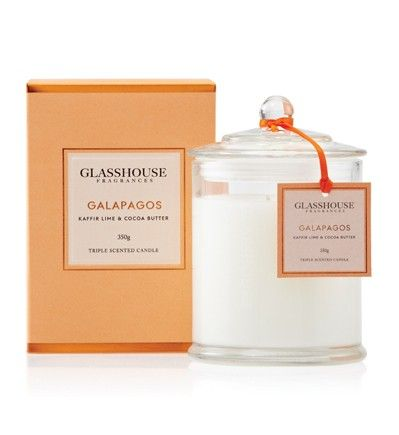Alive with volcanic activity and teeming with wildlife, Galapagos takes you back to nature. Abundant with Lemons, Verbena and Kumquats, this energising aroma erupts the senses.