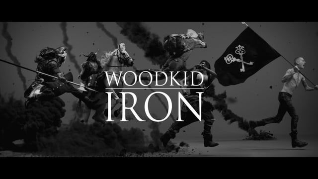 """IRON EP on ITUNES : http://itunes.apple.com/fr/album/iron-ep/id423849905 First EP """"IRON"""" available on Itunes.  WOODKID - IRON - Video directed by Yoann Lemoine Cinematography by Mathieu Plainfosse Featuring Agyness Deyn Produced by Mourad Belkeddar Styling by Ellen Af Geijerstam Post Production by OneMore Prod 3d Artist : Jonathan Benabed Flame Artist : Herve Thouement Label & Video commissioner Pierre Le Ny P & C 2011 GREEN UNITED MUSIC CAVIAR / HSI / ONEMORE PRODUCTION"""