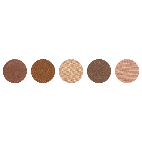 STARS IN YOUR EYES $39 5 WELL EYESHADOWS Triple Milled Shadow Our best selling shades ready to sell in our colour co-ordinated sets. Gorgeous!