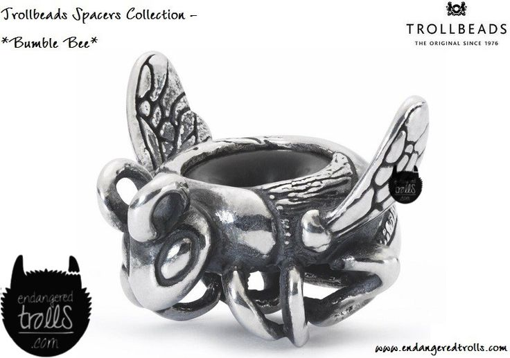 Trollbeads Spacers Collection, this collection could nudge someone to starting with the bangles