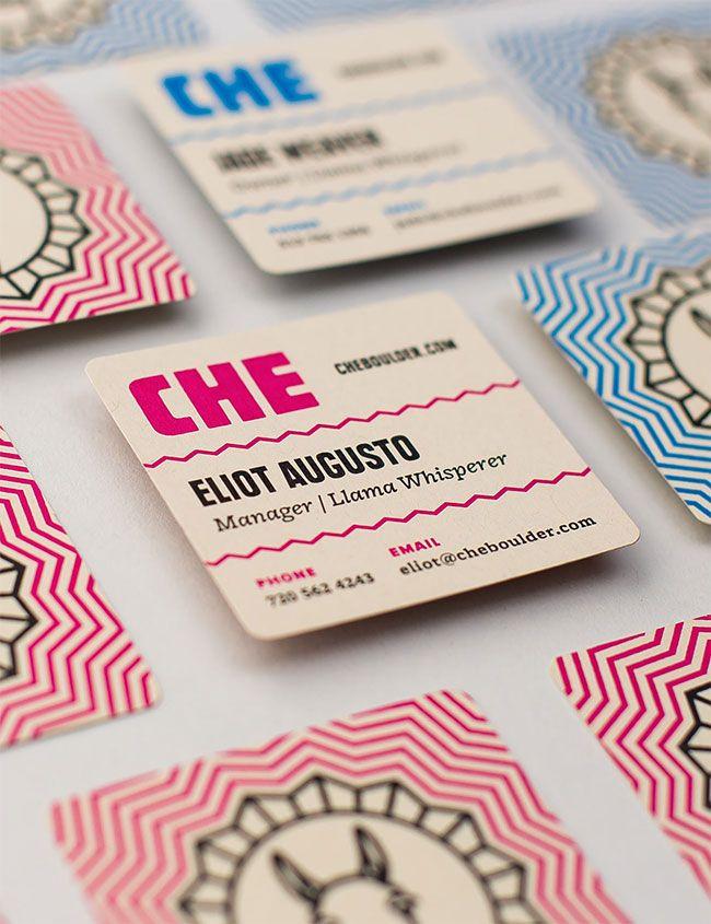 Cafe Che identity design