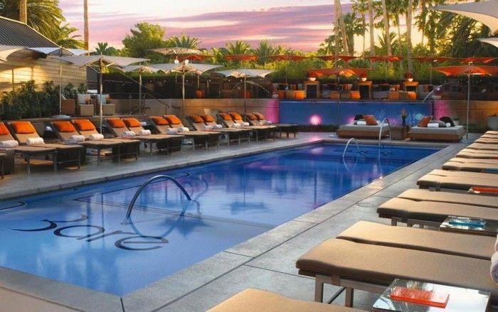 Las Vegas Pool Club - Bare Pool Lounge