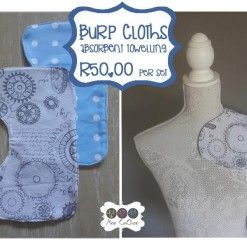 Burp cloth mechanical #handcrafted #shoponline #burpcloth #babyessential #mommy #baby