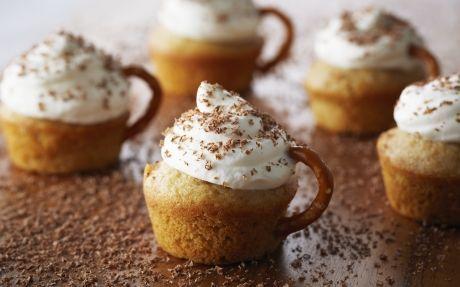 Mini Cappuccino Cakes Recipe by Anna Olson