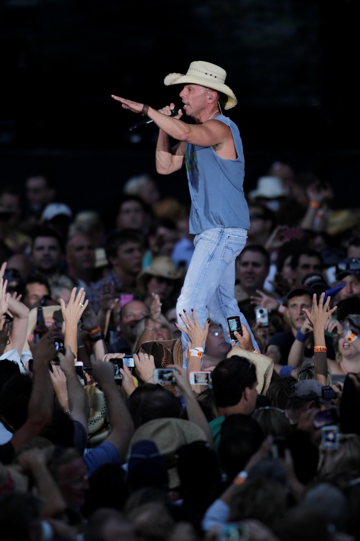 "Don't forget that general public tickets go on sale tomorrow (Dec.7) for Kenny Chesney's ""No Shoes Nation Tour"" concert at Target Field July 12, 2013 featuring Zac Brown Band! Tickets will go on sale at 10 a.m. CT."