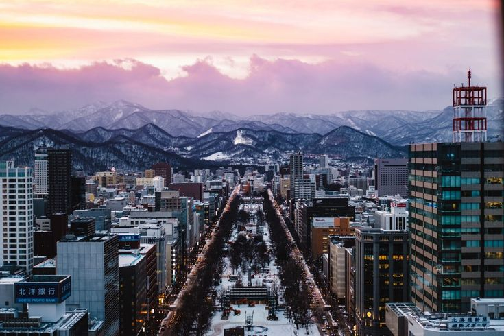 THE ADVENTURE STARTS: from Sapporo to Ginzan Onsen