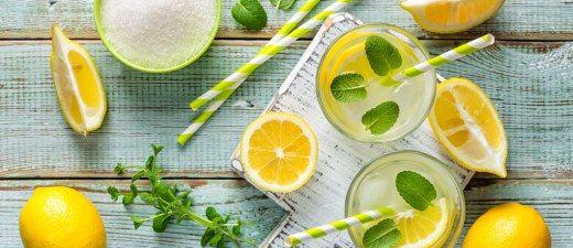 Limonade selber machen: Die besten Rezepte