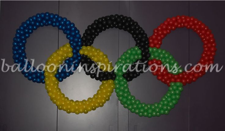 36 best images about OLympics Decorations on Pinterest ...