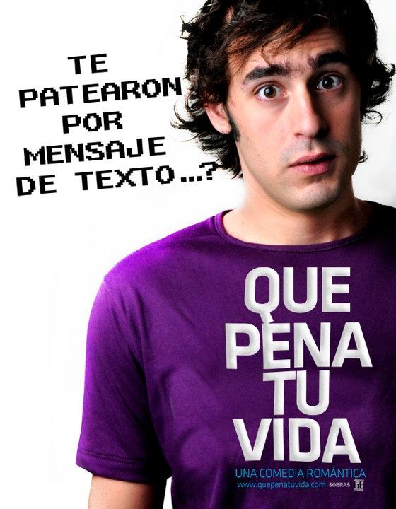 Q pena tu vida (película chilena)