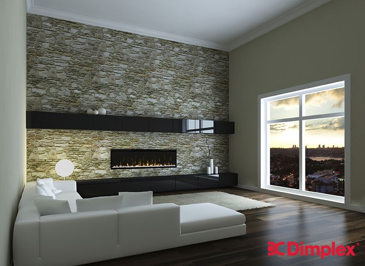113 best Living Room images on Pinterest | Electric fireplaces ...