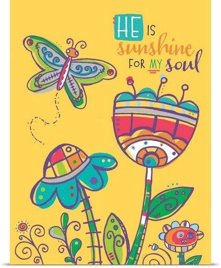 He is Sunshine - Holli Conger