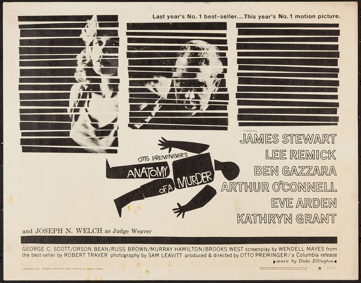 98 best Saul Bass images on Pinterest | Saul bass, Classic movies ...